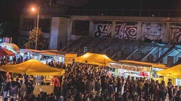 Let it Beer in una scorsa edizione in piazzale Agide Fava (foto di Let it beer)