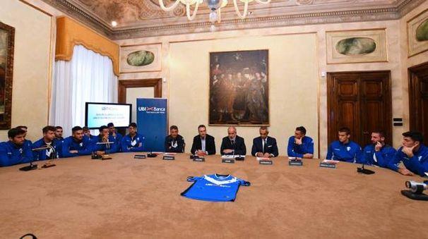 Presentazione Brescia Calcio