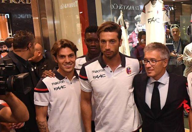 Verdi, Mirante e Fenucci (foto Schicchi)