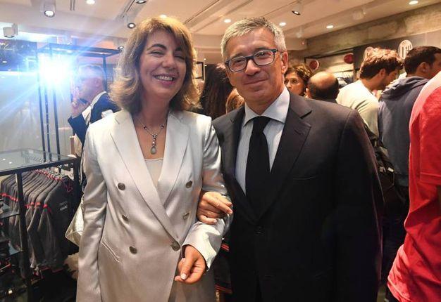Paola Pizzighini Benelli e Fenucci (foto Schicchi)