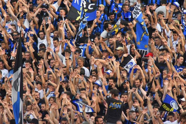 Atalanta-Everton (Artioli)