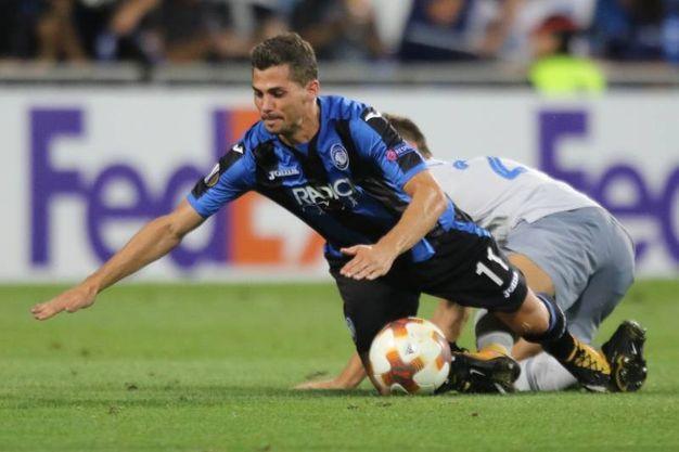 Atalanta-Everton (LaPresse)