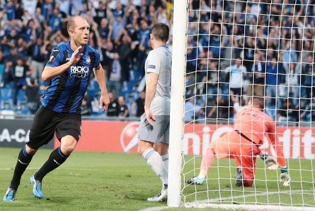 Atalanta-Everton 3-0 (Ansa)
