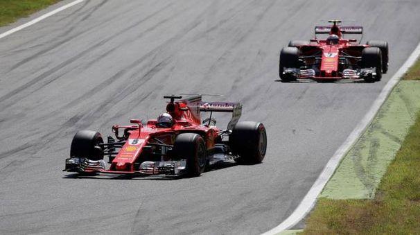 Formula 1, si corre a Singapore (Lapresse)