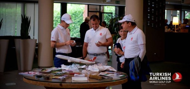 Turkish Airlines World Golf Cup  a Bologna