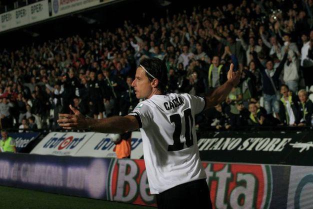 Cesena-Avellino, finisce 3-1 (foto Ravaglia)
