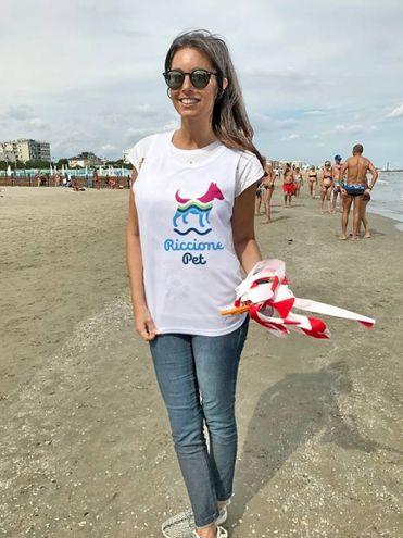 Pet week, tutti in spiaggia (Foto Concolino)