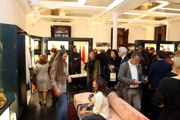 L'interno della boutique (Foto Schicchi)