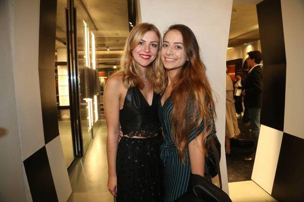 Giulia Orlandi e Elisa Mazzoni (Foto Schicchi)