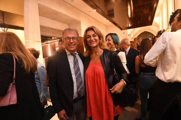 I coniugi Zanelli (Foto Schicchi)