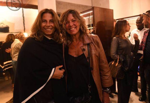 Bianca Aicardi e Silvia D'Angelantonio (Foto Schicchi)