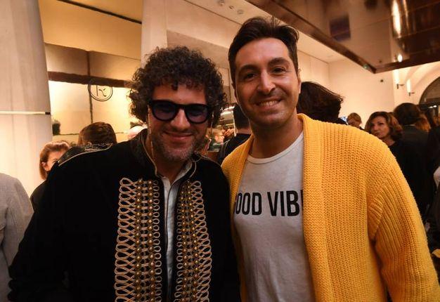 Matthew Lauretti e Luca Cervellati (Foto Schicchi)