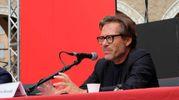 La lezione di Massimo Recalcati (foto Fiocchi)