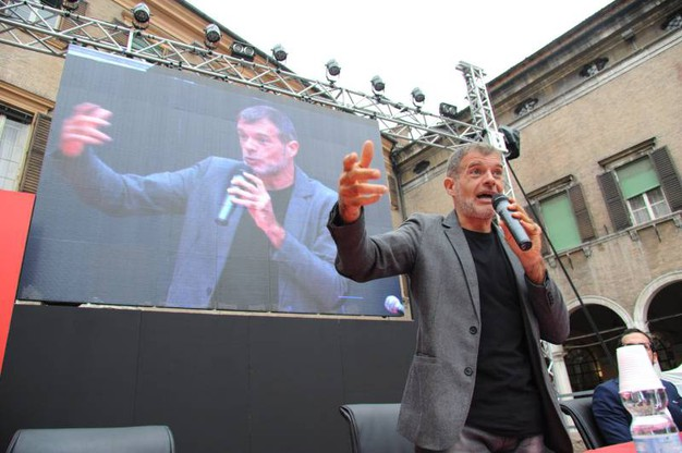 Le lezioni magistrali al Festival della Filosofia di Modena (foto Fiocchi)