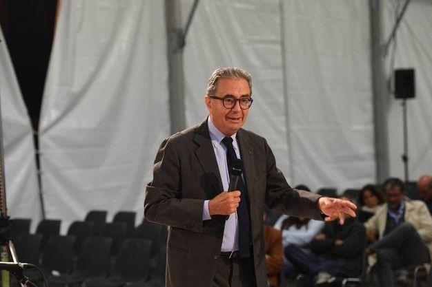 Le lezioni magistrali al Festival della Filosofia di Sassuolo (foto Fiocchi)