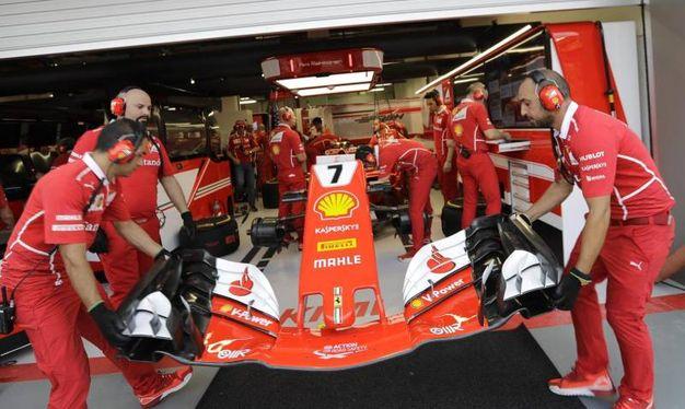 Formula 1 Gp Singapore 2017 (Ansa)