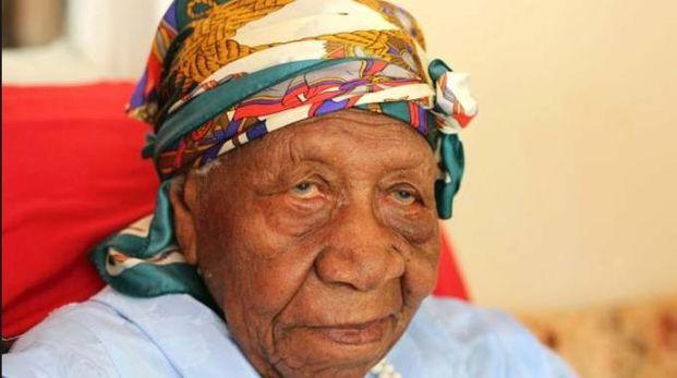 Violet Mosses Brown, morta a 117 anni: era la più anziana del mondo