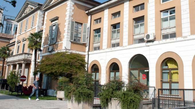 L'ospedale Uboldo dell'Asst Melegnano-Martesana
