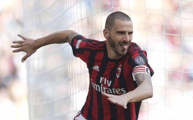 Milan-Udinese (foto Lapresse)
