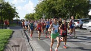 La corsa di Ponte Buggianese (foto Regalami un sorriso onlus)