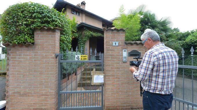La villa dei coniugi Clericò a Garbagnate