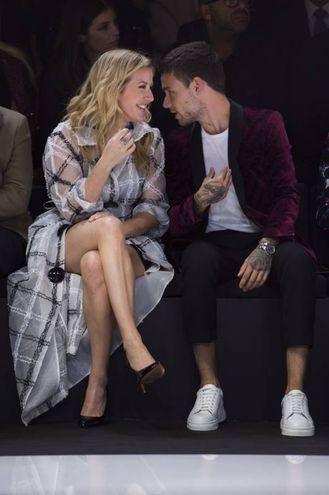 Ellie Goulding e Liam Payne