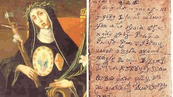 Suor Maria Crocifissa e la lettera di Satana