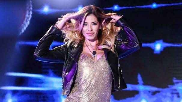 Aida Yespica al 'Grande Fratello Vip 2' (Lapresse)