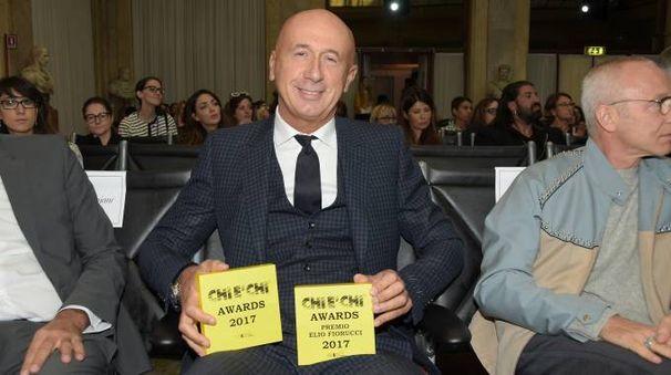 Marco Bizzarri premiato con il Chi è Chi Awards 2017