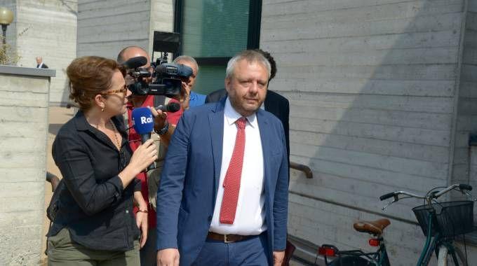 L'ex primo cittadino Simone Uggetti