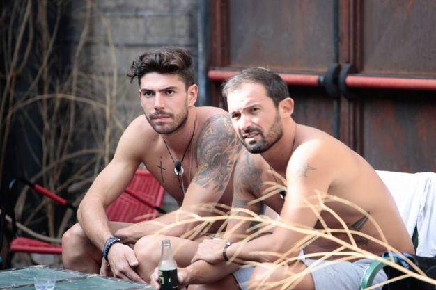 Grande Fratello Vip 2017, Ignazio Moser e Gianluca Zito