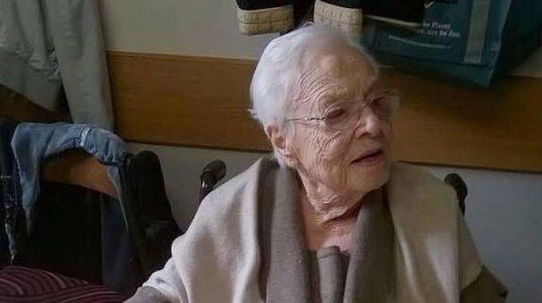 La centenaria Lea Rea al grande traguardo
