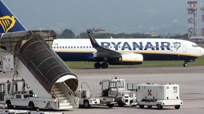 Aerei Ryanair (Ansa)