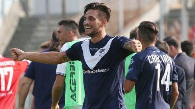 Ernesto Torregrossa sta cercando di tornare a disposizione di mister Roberto Boscaglia