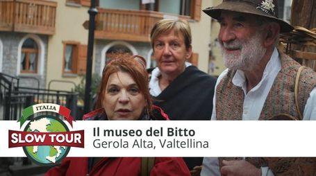 Il museo del Bitto