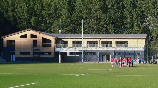 La nuova Casa del Rugby