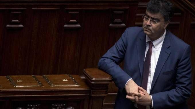 Emanuele Fiano, deputato Pd e relatore del Rosatellum bis (Ansa)