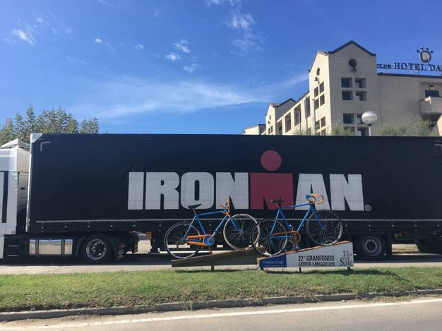 Ironman, a Cervia l'unica tappa 'Made in Italy' (foto Ilaria Bedeschi)