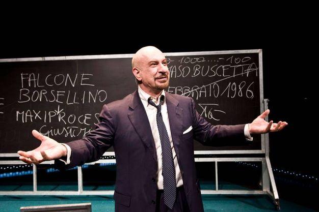 Il 5 e 6 aprile c'è Sebatiano Lo Monaco con 'Per non morire di mafia'