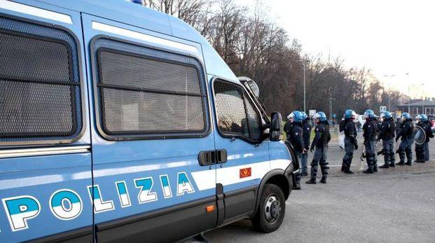 Oltre 200 agenti garantiranno oggi la sicurezza nella zona dello stadio Paolo Mazza