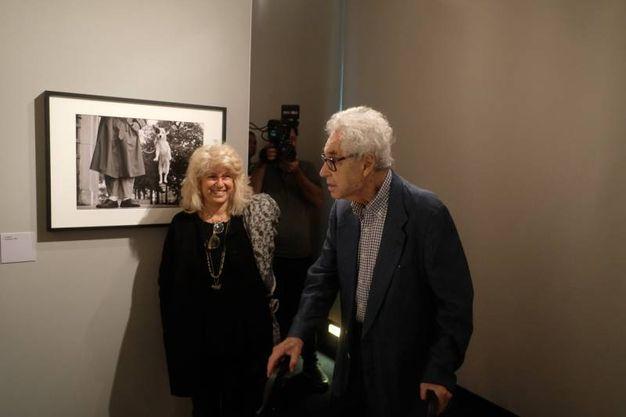 La mostra fotografica 'Personae' di Elliott Erwitt (foto Frasca)