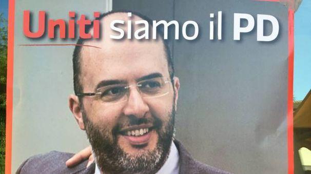 Il manifesto per la candidatura di Francesco Critelli alla segreteria del Pd, FotoSchicch