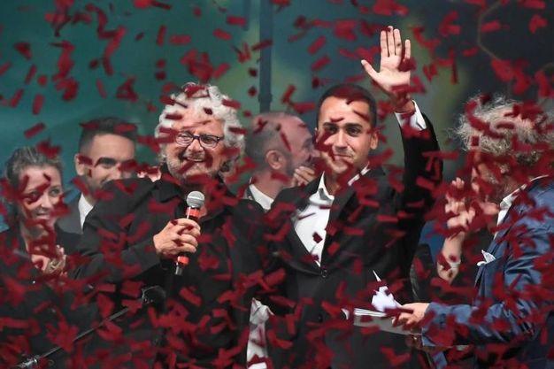 E' Luigi Di Maio il candidato premier (foto Ansa)