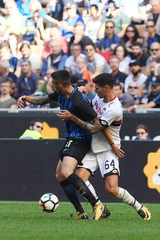 Inter-Genoa (La Presse)