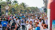 2.500 iscritti hanno invaso il lungomare di Porto San Giorgio (foto Zeppilli)