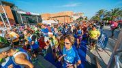 Maratoneti veri e passeggiatori di tutte le età (foto Zeppilli)