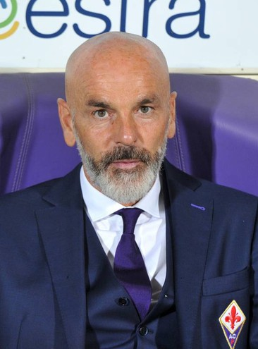 L'allenatore della Fiorentina Stefano Pioli (La Presse)