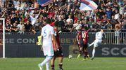 Cagliari-Chievo 0-2, Stepinski (Ansa)