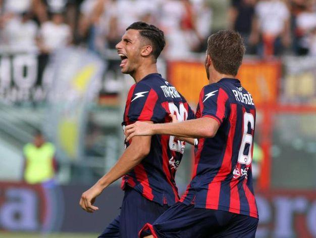 Crotone-Benevento 1-0, Mandragora (Ansa)