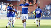 Sampdoria-Milan 2-0, Alvarez (LaPresse)